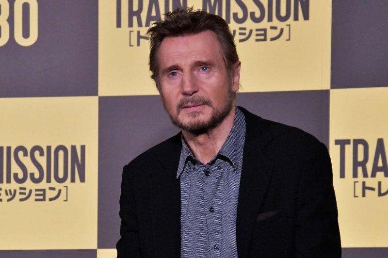 Liam Neeson will star in an Ireland-based drama alongside Lesley Manville. File Photo by Keizo Mori/UPI