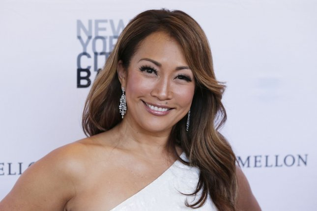 Dancing with the Stars judge Carrie Ann Inaba said she's learned a lot since her abrasive 2005 critique of Kelly Monaco. File Photo by John Angelillo/UPI