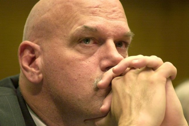 Former professional wrestler and Minnesota governor Jesse Ventura on Monday suffered a legal loss when an appellate court dismised a jury's near $2 million judgment stating that the memoir of Iraq war sharpshooter Chris Kyle unlawfully harmed Ventura's reputation. The court threw out $1.8 million in damages and referred the case to a lower court for retrial. File Photo by Roger Wollenberg/UPI