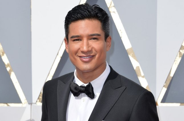 Mario Lopez arrives on the red carpet for the 88th Academy Awards in Los Angeles on February 28, 2016. Lopez is set to host the Daytime Emmy Awards show later this month. File Photo by Kevin Dietsch/UPI
