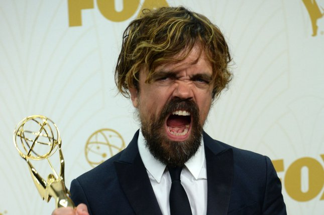 Peter Dinklage explained why it makes sense to end Game of Thrones with Season 8. File Photo by Jim Ruymen/UPI