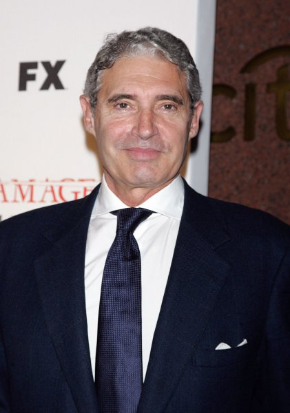 Michael Nouri arrives for the Season Three Premiere of Damages at the AXA Equitable Center in New York on January 19, 2010. UPI /Laura Cavanaugh