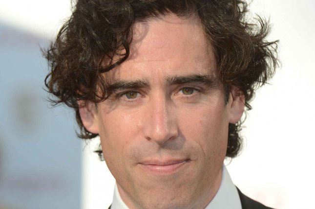Stephen Mangan attends the British Academy Television Awards in London on May 27, 2012. Photo by Paul Treadway/UPI The actor will star in the new drama series Houdini & Doyle.