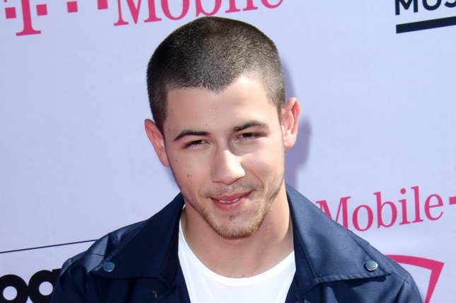 Nick Jonas at the Billboard Music Awards on Sunday. The actor plays Doug Martin in Careful What You Wish For. File Photo by Jim Ruymen/UPI