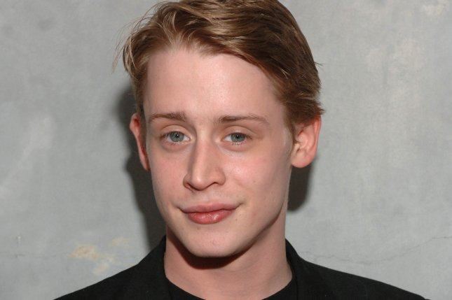 Macaulay Culkin attends the Los Angeles premiere of the play Chicken on December 2, 2005. File Photo by Phil McCarten/UPI
