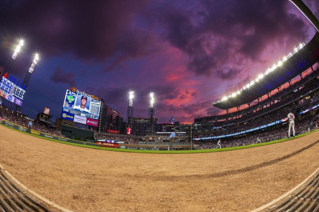 SunTrust Park, home of the Atlanta Braves, opened in 2017. File Photo by Paul Abell/UPI