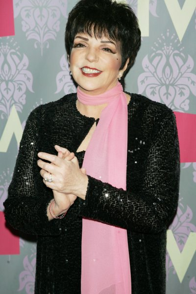 Liza Minnelli arrives for the VH1 Divas at the Brooklyn Academy of Music in Brooklyn, New York on September 17, 2009. UPI/Laura Cavanaugh