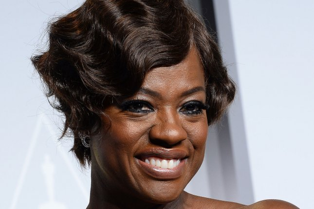 Actress Viola Davis backstage during the 86th Academy Awards at the Hollywood & Highland Center on March 2, 2014 in the Hollywood section of Los Angeles. UPI/Jim Ruymen