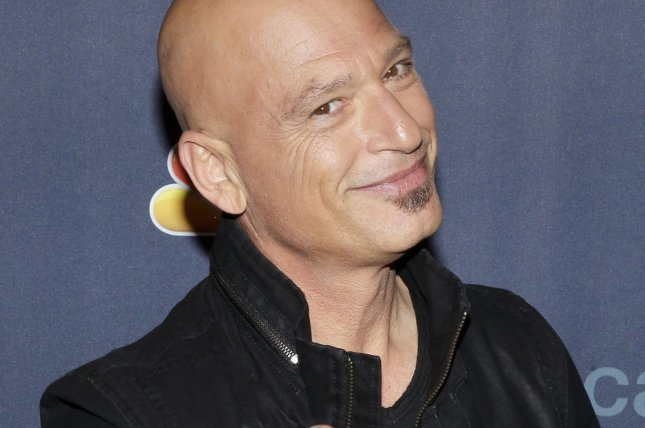 Howie Mandel arrives on the red carpet for the 'America's Got Talent' Pre-Show Red Carpet Event at Radio City Music Hall in New York City on July 23, 2013. The host said joke making light of bulimia on live television, resulting in his public apology. Photo by John Angelillo/UPI