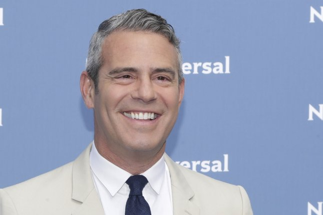 Andy Cohen said he has tested positive for the COVID-19 . File Photo by John Angelillo/UPI