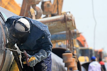 Gazprom says Siemens slated with offshore work on South Stream gas pipeline. UPI/Hamid Forotan/ISNA
