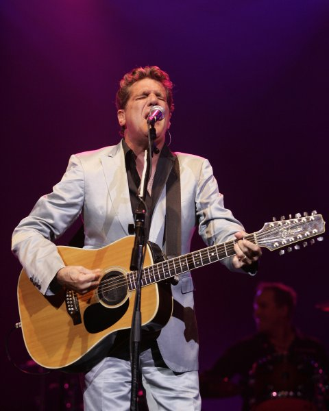 Glenn Frey performs in concert at the Seminole Hard Rock Hotel and Casino in Hollywood, Fl.a on July 27, 2006. Frey, who passed away on Jan. 18 2016, will be honored in the Grammy's by his co-members of Eagles rock band. File Photo by Michael Bush/UPI
