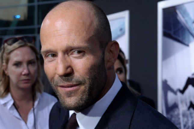 Cast member Jason Statham attends the premiere of the motion picture crime thriller Mechanic: Resurrection in Los Angeles on August 22, 2016. File Photo by Jim Ruymen/UPI