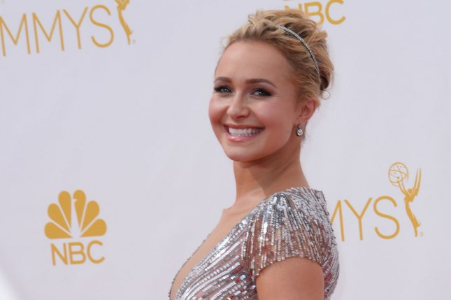 Hayden Panettiere attends the Primetime Emmy Awards on August 25, 2014. The actress plays Juliette Barnes on Nashville. File Photo by Jim Ruymen/UPI