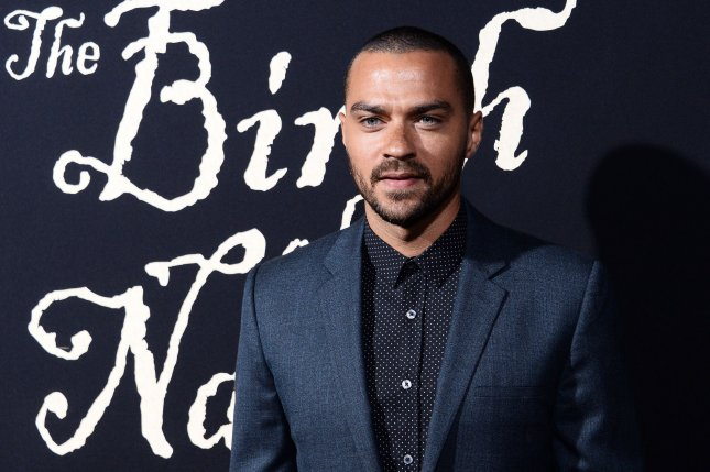 Jesse Williams attends the Los Angeles premiere of The Birth of a Nation on September 21, 2016. File Photo by Jim Ruymen/UPI