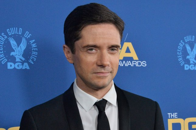 Topher Grace has landed a role in ABC pilot comedy Home Economics. Photo by Jim Ruymen/UPI