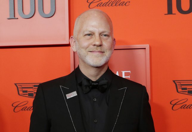 Ryan Murphy is producing a Netflix movie based on Stephen King's novella, Mr. Harrigan's Phone. File Photo by John Angelillo/UPI