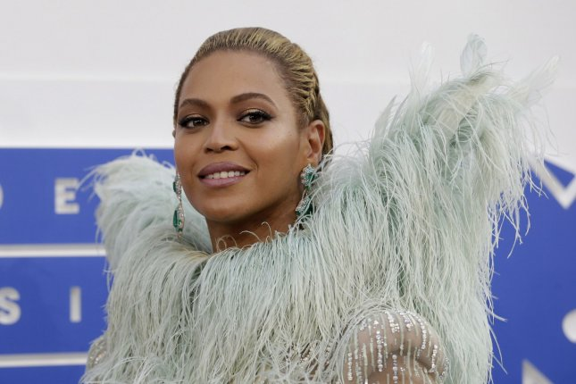 Beyonce arrives on the red carpet at the 2016 MTV Video Music Awards at Madison Square Garden in New York City on August 28, 2016. After the show, Beyonce was spotted partying alongside her husband Jay Z and other hip-hop heavyweights including Kanye West, Kim Kardashian, Diddy, Cassie, Alicia Keys and Swiss Beatz. Photo by John Angelillo/UPI