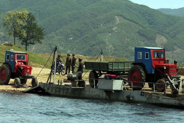The coronavirus pandemic, climate change and economic sanctions had an impact on North Korean economic growth in 2020, Seoul's Bank of Korea said in a report Friday. File Photo by Stephen Shaver/UPI