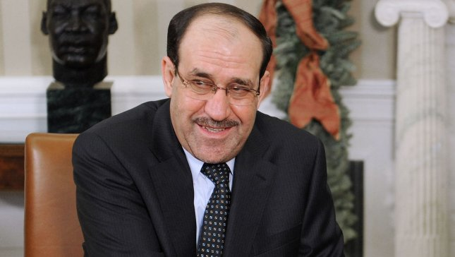 Human Rights Watch says that Camp Honor prison in Iraq, under the control of Iraqi Prime Minister Nouri al-Maliki, is illegally arresting and torturing people. UPI/Olivier Douliery/Pool