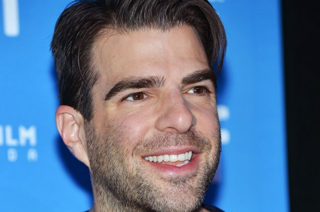 Zachary Quinto's new docu-series In Search Of starts on History on July 20. File Photo by Christine Chew/UPI