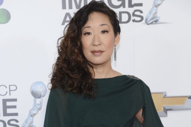 Killing Eve star Sandra Oh. The drama series has received five TCA Award nominations alongside The Americans with four. File Photo by Phil McCarten/UPI