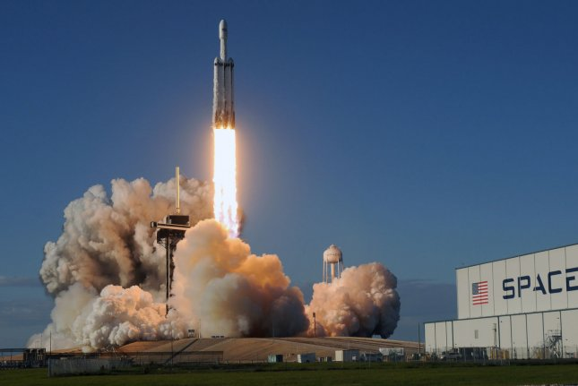 SpaceX Falcon Heavy launch for Air Force set June 22 - UPI.com