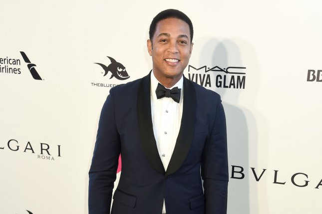 CNN's Don Lemon accepted his boyfriend Tim Malone's marriage proposal this weekend. File Photo by Gregg DeGuire/UPI