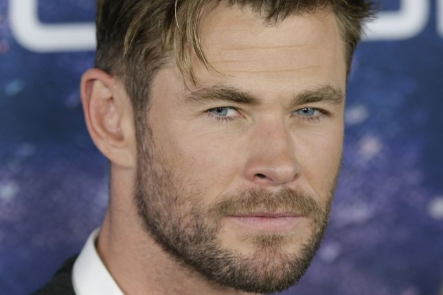 Chris Hemsworth's Thor: Love and Thunder is set to open on February 11, 2022. File Photo by John Angelillo/UPI