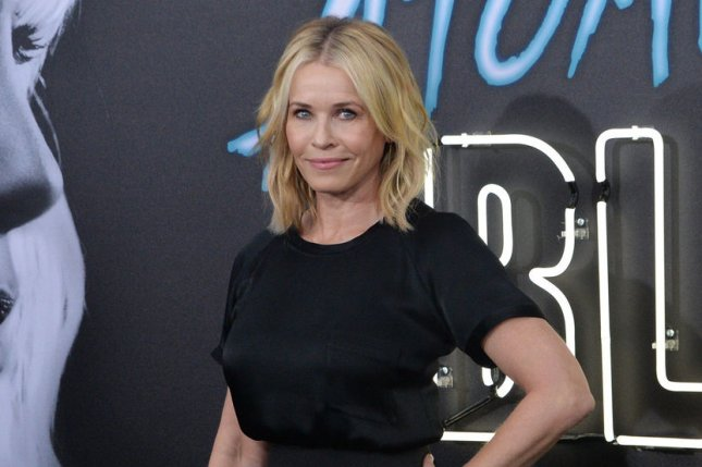 Chelsea Handler has announced a new stand-up special which will premiere on HBO Max. File Photo by Jim Ruymen/UPI