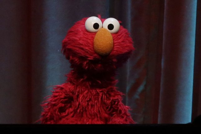 The Not-Too-Late Show with Elmo, hosted by the Muppet character Elmo, will return for a second season on HBO Max. File Photo by John Angelillo/UPI