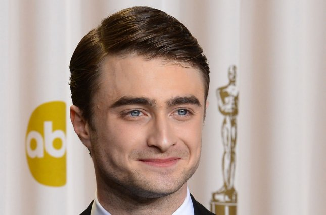 Daniel Radcliffe says he is 'really quite normal.' (UPI/Jim Ruymen)