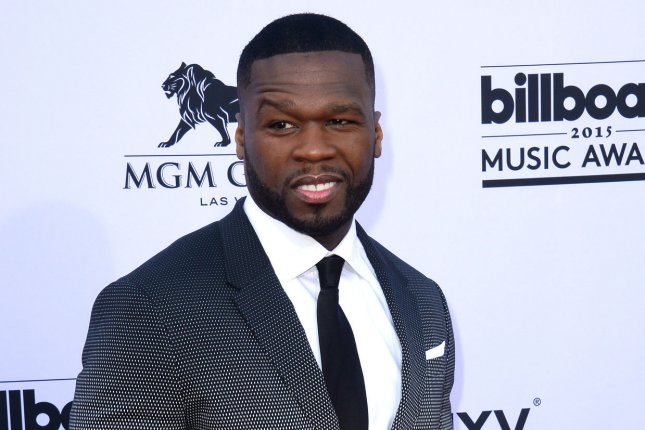 Rapper 50 Cent attends the Billboard Music Awards on May 17, 2015. 50 Cent stars in a teaser for the upcoming fifth season of Power alongside Omari Hardwick. File Photo by Jim Ruymen/UPI