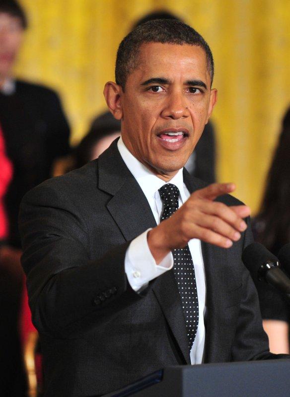 President Barack Obama reverses his position on super PACs. UPI/Kevin Dietsch