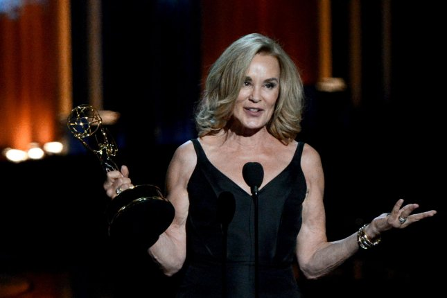 Jessica Lange announced on March 15 she is not returning for the 5th season of FX's American Horror Story. File photo by Pat Benic/UPI