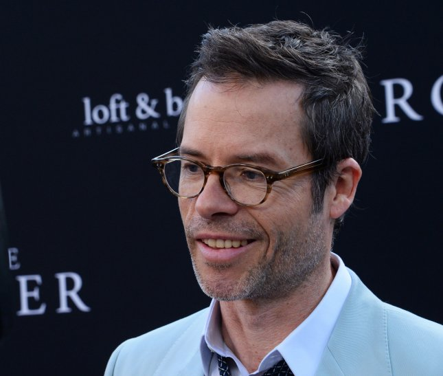 Guy Pearce is to star in the ABC miniseries When We Rise. He is seen here at the premiere of The Rover in Los Angeles on June 12, 2014. File photo by Jim Ruymen/UPI