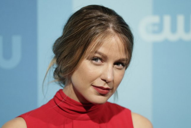 Melissa Benoist arrives on the red carpet at the 2017 CW Upfront at the London Hotel on May 18, 2017 in New York City. The actor turns 30 on October 4. File Photo by John Angelillo/UPI