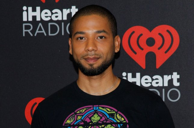 Actor Jussie Smollett's lawyers say the actor did not stage his assault in Chicago last month. File Photo by James Atoa/UPI