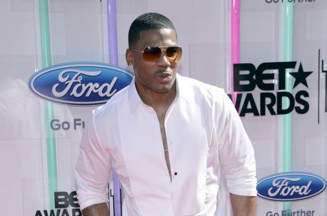Musician Nelly attends the 14th annual BET Awards at Nokia Theatre L.A. Live in Los Angeles on June 29, 2014. He turns 45 on November 2. File Photo by Phil McCarten/UPI