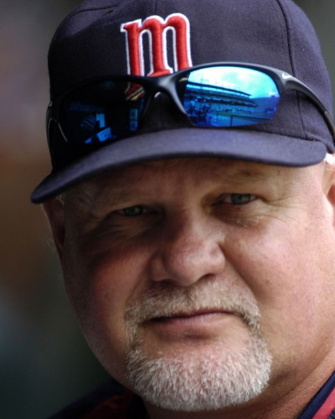 Minnesota Twins Manager Ron Gardenhire, shown in a 2007 file photo, has agree to an extension to remain manager of the Twins through the 2011 season. (UPI Photo/Mark Goldman)