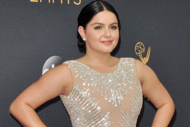 Actress Ariel Winter arrives for the 68th annual Primetime Emmy Awards at Microsoft Theater in Los Angeles on September 18, 2016. File Photo by Christine Chew/UPI