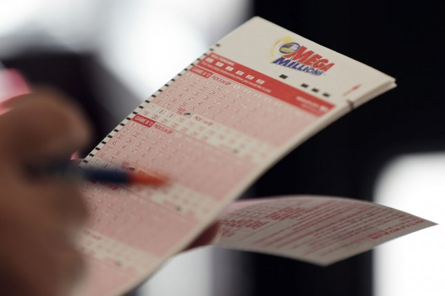 A Beaufort, S.C., woman stopped at a gas station on her way home from voting and bought a Mega Millions ticket that earned her a $2 million jackpot. File Photo by John Angelillo/UPI
