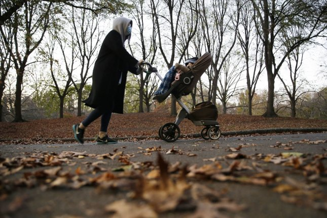 The COVID-19 pandemic caused many New York City women to delay planned pregnancies, a new study has found. File Photo by John Angelillo/UPI