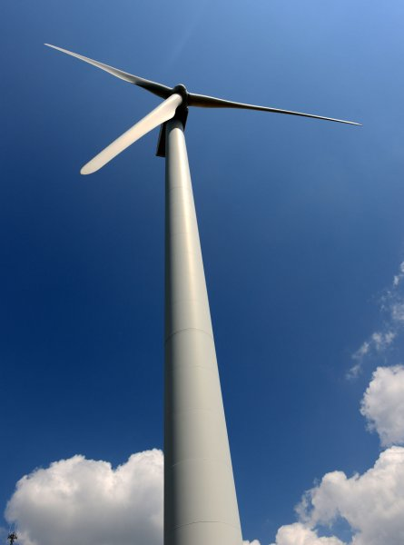 Scotland generated nearly 60 percent of its electricity in 2015 from renewable sources like wind and water. It was more than their expectations for the year and more than half way to their ultimate goal of using fully renewable power. File Photo by Pat Benic/UPI