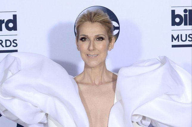 Celine Dion attends the Billboard Music Awards on May 21. The singer posed naked for Vogue while in Paris for Couture Fashion Week. File Photo by Jim Ruymen/UPI