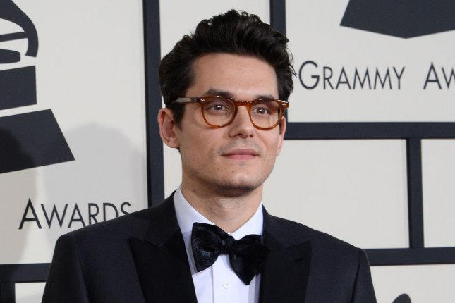 John Mayer performed his new song Last Train Home on Jimmy Kimmel Live. File Photo by Jim Ruymen/UPI