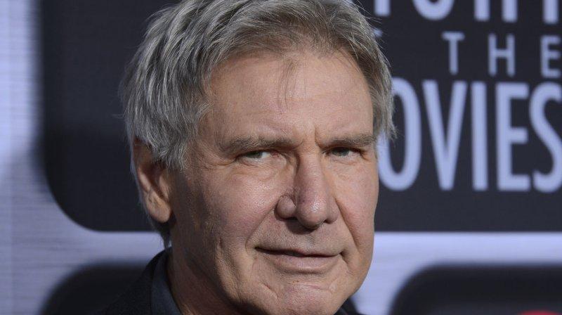 Harrison Ford. UPI/Phil McCarten
