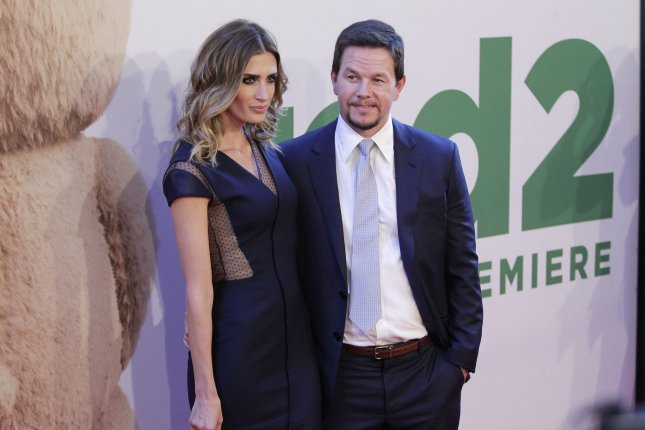 Rhea Durham and Mark Wahlberg arrive on the red carpet at the New York Premiere of Ted 2 at Ziegfeld Theater in New York City on June 24, 2015. File Photo by John Angelillo/UPI