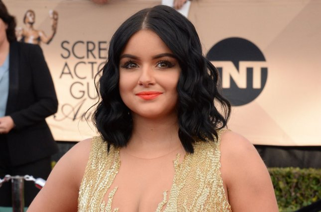 Ariel Winter says 'Modern Family' co-stars boosted confidence