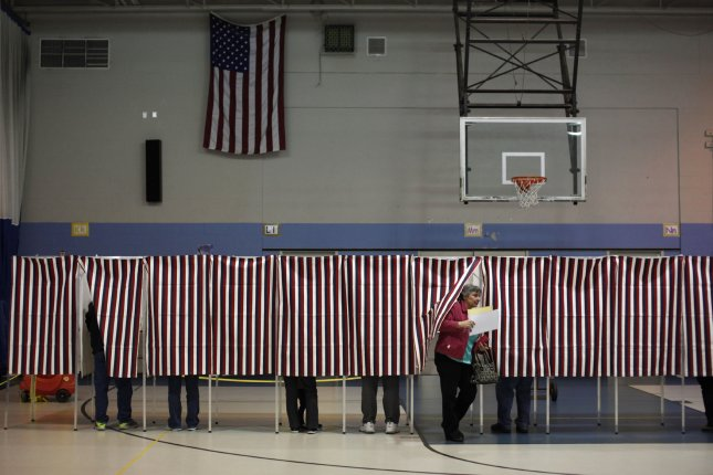 The final round of 2018 primaries ended Tuesday night, setting the stage for the November midterms. File Photo by Matthew Healey/UPI